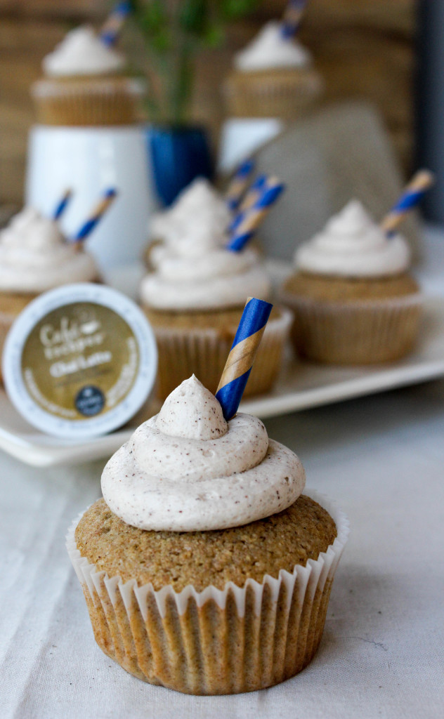 Chai Tea Latte Cupcakes - Good Habits & Guilty ...