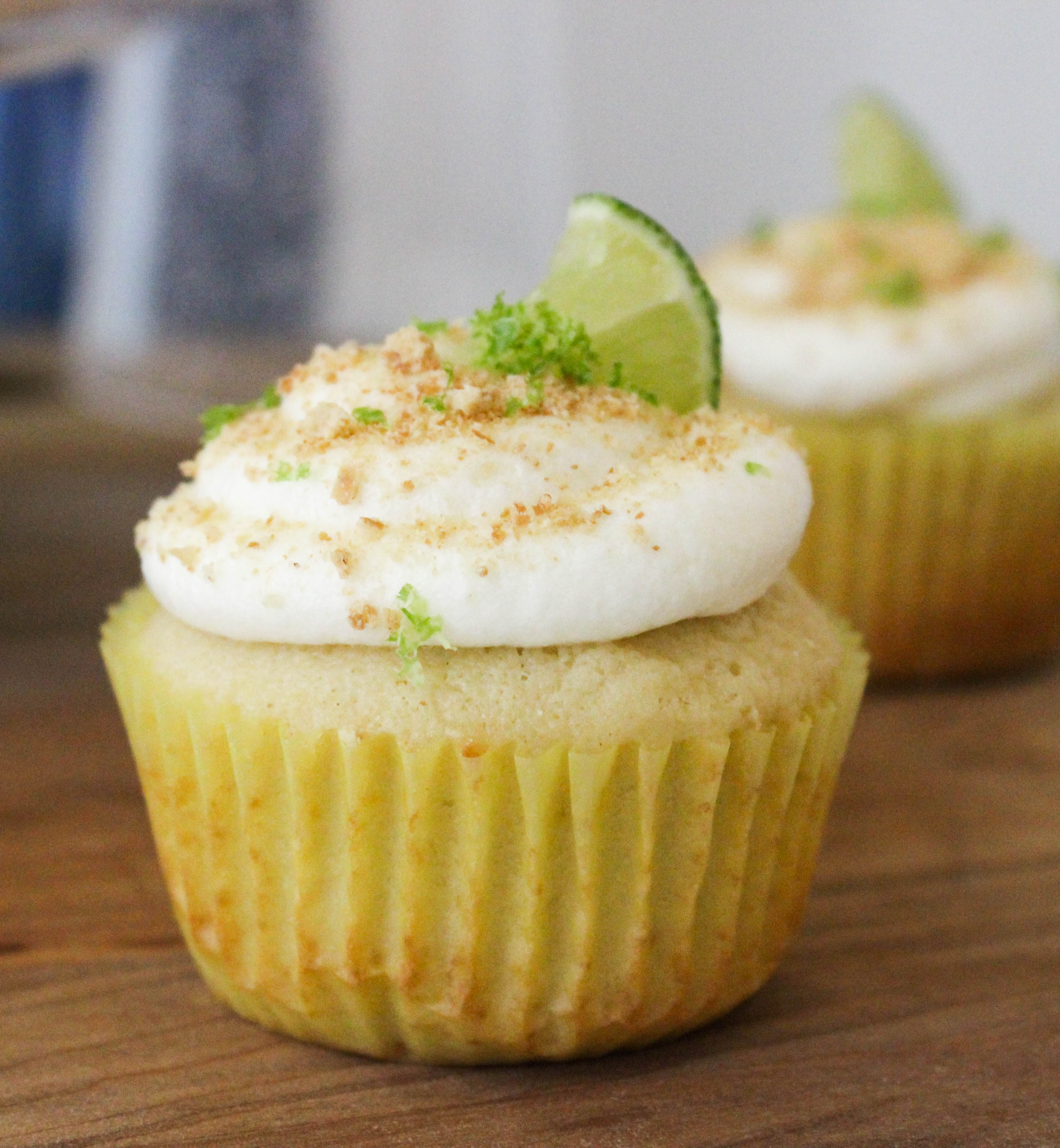 Key Lime Cheesecake Cupcakes Good Habits Amp Guilty