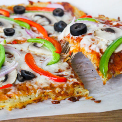 Hashbrown Pizza