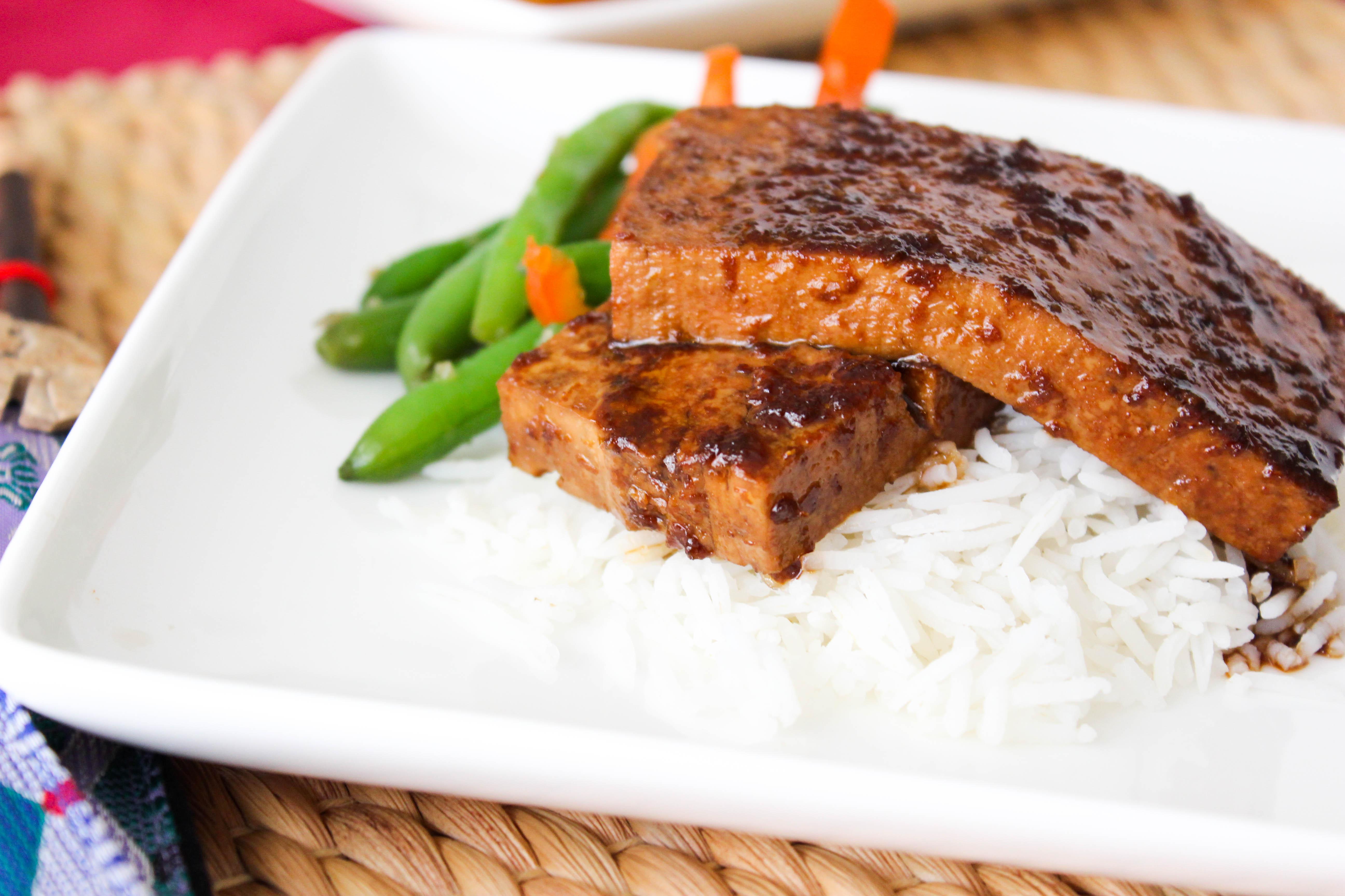 Ginger Soy Tofu