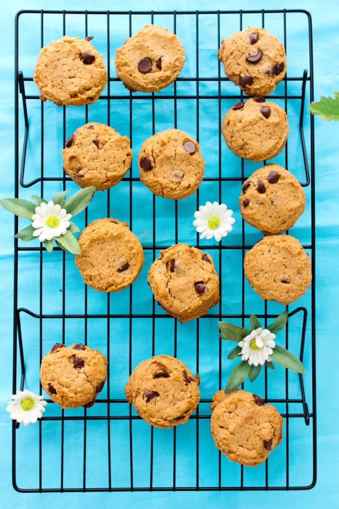 Gluten Free Coconut Oil Cookies